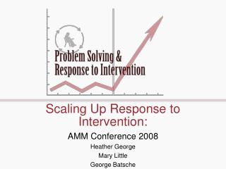Scaling Up Response to Intervention: