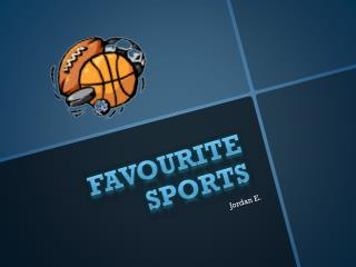 Favourite Sports