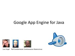 Google App Engine for Java