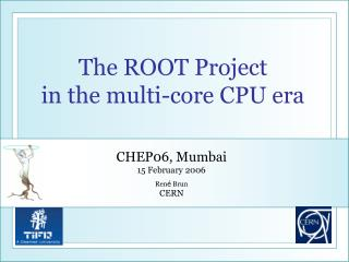 The ROOT Project  in the multi-core CPU era