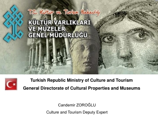 Turkish Republic Ministry of Culture and Tourism