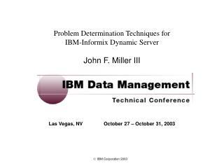 John F. Miller III