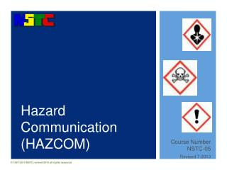 Hazard Communication (HAZCOM)