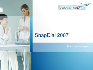SnapDial 2007