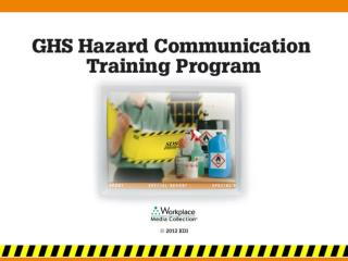 Hazardous Communication Overview