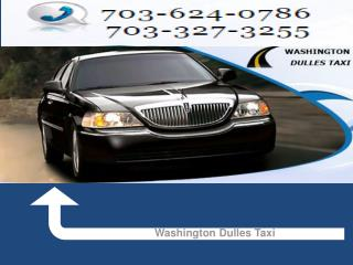 Experience Colorful Virginia Tour with Airport Taxi Services