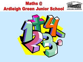 Maths @ Ardleigh Green Junior School
