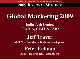 Global Marketing 2009
