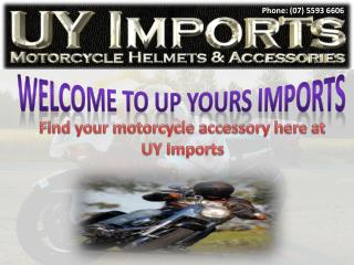 Safe and Stylish Motorcycle Helmets for Sale!