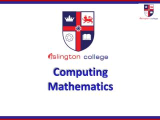 Computing Mathematics