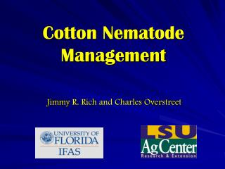 Cotton Nematode Management