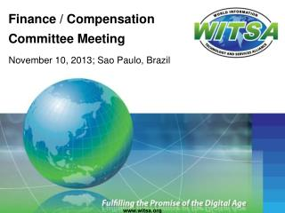 Finance / Compensation Committee Meeting