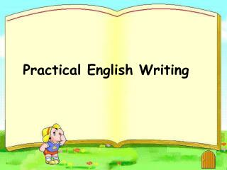 Practical English Writing
