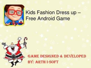 Kids Fashion Dress up - Free Android Game