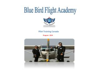Pilot training & Best CPL Pilot training at BBFA