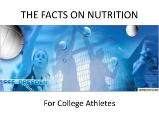 For College Athletes