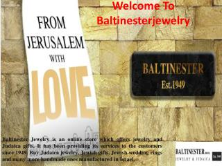 Baltinester Jewelry