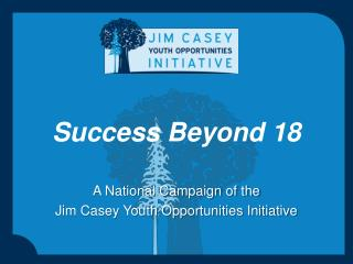 Success Beyond  18