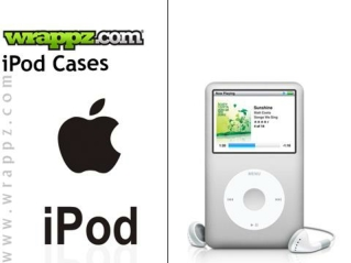Buy Stylish iPod Cases from Wrappz