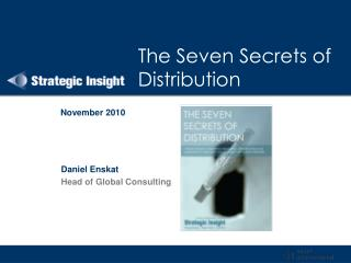 The Seven Secrets of Distribution