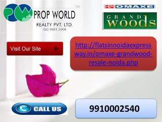 Resale flats in omaxe grandwood (9910002540) sector 93b noid