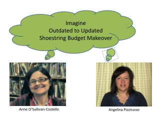 Imagine Outdated to Updated Shoestring Budget Makeover