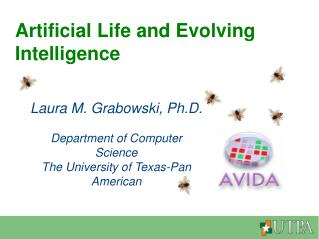 Artificial Life and Evolving Intelligence