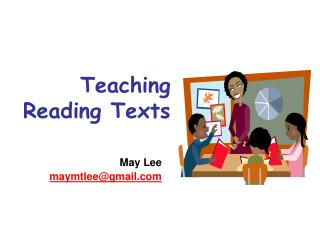 Teaching   Reading Texts
