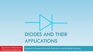 DIODES AND THEIR APPLICATIONS