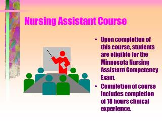 Nursing Assistant Course
