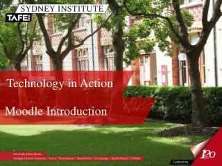 Moodle Introduction
