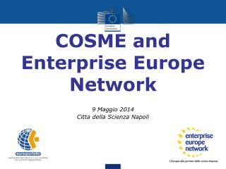 COSME  and Enterprise Europe Network