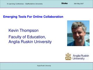 Emerging Tools For Online Collaboration