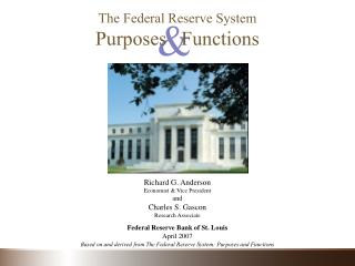 The Federal Reserve System Purposes   Functions