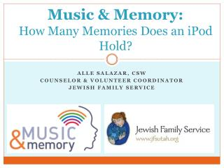 Music & Memory:  How Many Memories Does an iPod Hold?