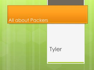 All about  Packers