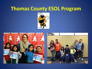 Thomas County ESOL Program