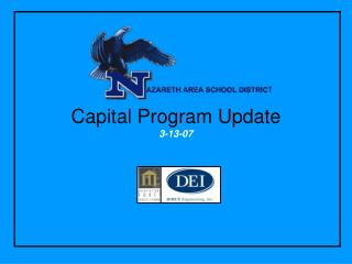 Capital Program Update 3-13-07