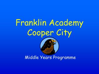 Franklin Academy Cooper City