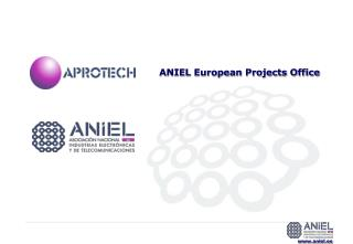 ANIEL European Projects Office