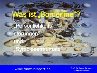 "Was ist ""Borderline""?"