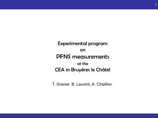 Rendements de fission