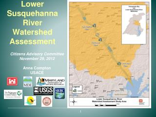 Lower Susquehanna River Watershed Assessment