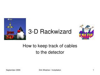 3-D Rackwizard