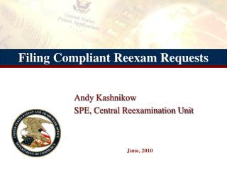 Filing Compliant Reexam Requests