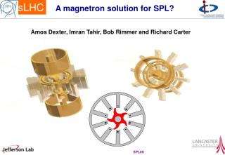 A magnetron solution for SPL?