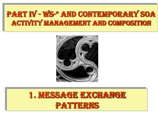 1. Message Exchange Patterns