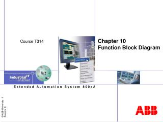 Chapter 10 Function Block Diagram