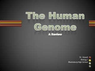 The Human Genome A Review