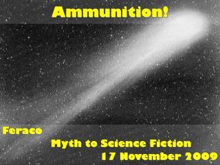 Ammunition!